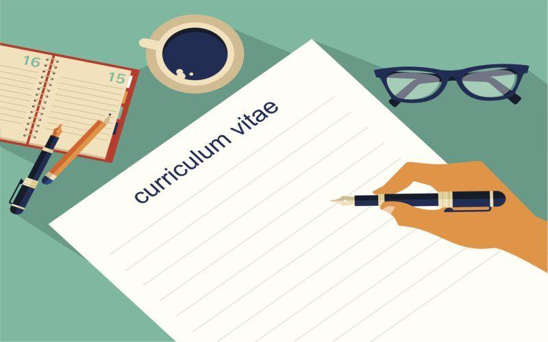5 Tips Membuat Curriculum Vitae Untuk Aplikasi Beasiswa Hastag Campus