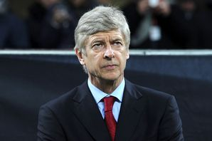 Arsene Wanger, Manager Arsenal Football Club