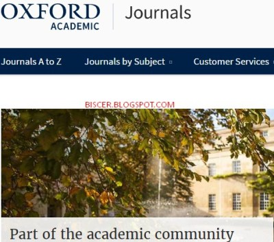jurnal internasional Oxford Academic